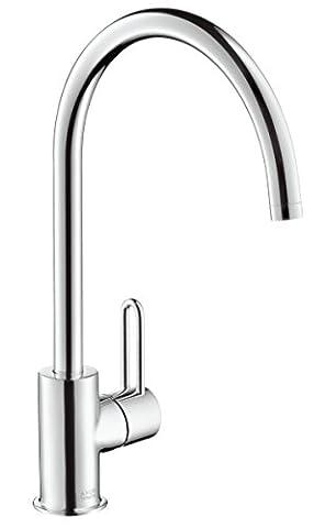 Axor Uno² Einhebel-Küchenmischer, Komfort-Höhe 245mm mit Schwenkauslauf,