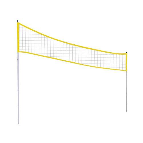 Rvest Outdoor Tragbare Volleyball Net Badminton Tennis Net Folding Einstellbare Ständer Pol Höhe 2 mt 1,8 mt 1,5 mt für Strand Gras Park Indoor Outdoor Locations