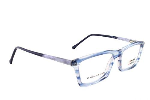 DOUBLE BATTERY (M4984 C-6) Full Rim Rectangle Spectacles/ Glasses, Blue color Full Frame Eye wear for men|women  available at amazon for Rs.900