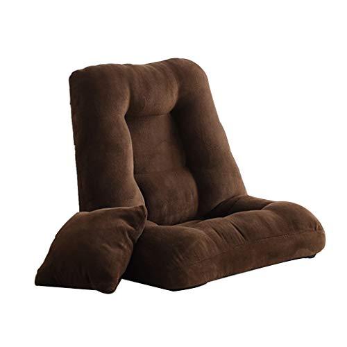 Faules Sofa Recliner Einzelschlafzimmer Kleines Sofa Tatami Kissen Klappstuhl Mädchen Schwimmende Fenster Stuhl Multifunktionsbett Faul Stuhl (Color : BEIGE, Size : A) (Kleinkind-mädchen-recliner-stuhl)
