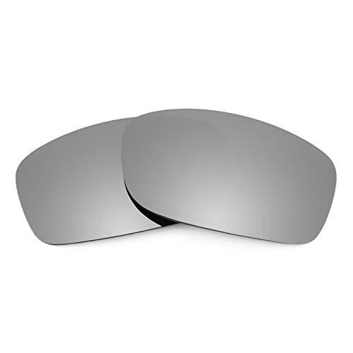 Revant Ersatzlinsen für Oakley Fives Squared Polarisierung Elite Titanium MirrorShield®