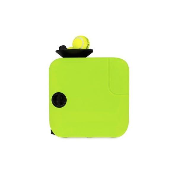 Electriq Automatic Dog Ball Launcher with Treat Dispenser 9