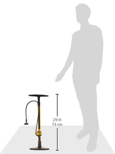 fahrradpumpe mit manometer Topeak Standpumpe JoeBlow Sport II,  137x25x675cm,  62002030