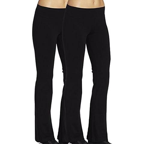 iLoveSIA - Leggings sportivi - 15087910 BLACK2 -  donna