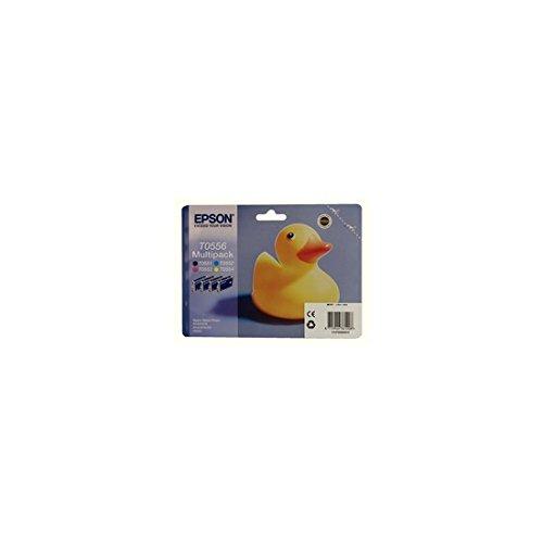 Preisvergleich Produktbild Epson Original Multipack 4 Farben (T055140/240/340/440)