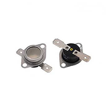 Kit 2 thermostats (one shot + cycling) seche linge indesit isl66cxex