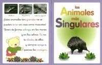 Animales nocturnos con pictogramas Cover Image