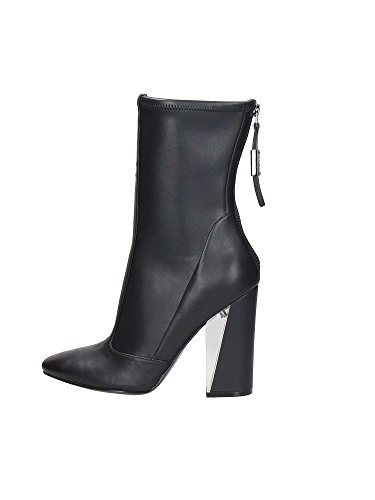 Guess Flexu4 Ele10 Bottines femmes Noir