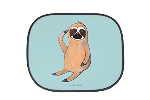 Mr. & Mrs. Panda Auto Sonnenschutz Faultier Vogel zeigen - 100% handmade in Norddeutschland - Sonnenschutz, Rücksitz, Morgenmuffel, Faultiere, Fenster, Faultier, Familie, Frühaufsteher, Spinner, der frühe Vogel, Auto, faul