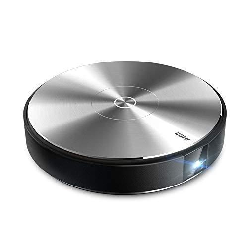 JMGO - N7L 1080P 4K Proiettore Con Android, 700 ANSI (4000 Lumen) Proiettore Home Cinema: DLP / Stereo HiFi / Altoparlante Bluetooth / 1080P Full HD / Supporto 3D e 4K