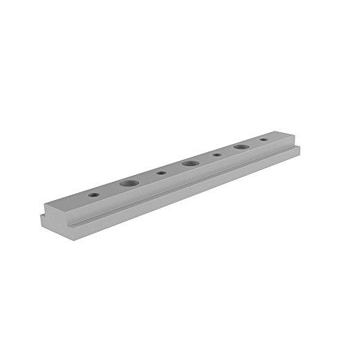 Reprofil Universal Nutenstein/Längsverbinder Set 2 Stk, silber