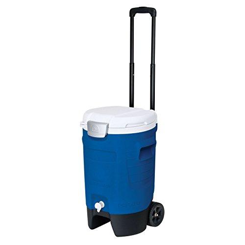 Igloo Sport 5 Roller Refroidisseur de boisson Bleu 18,9 L