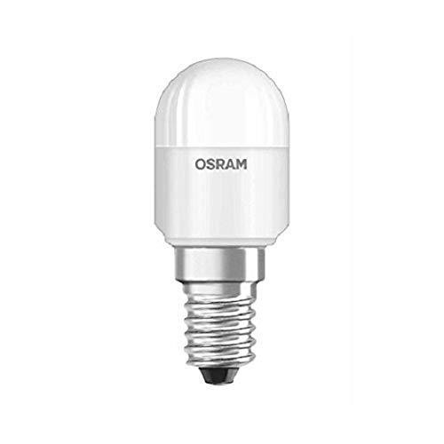 Osram star t26 d lampadina led, e14, plastica, smerigliata, luce fredda, 2.3 w, confezione singola, dritta