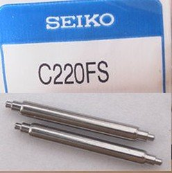 Price comparison product image SEIKO SPRING BARS 22MM FOR DIVERS WATCHES