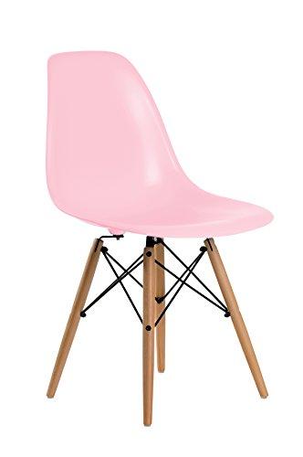 Aryana Home Bürostuhl Replica Eames rosa