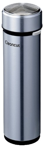 IZUMI Cleancut rotary shaver IZD-210 Silver (Japan import / The package and the manual are written in Japanese)
