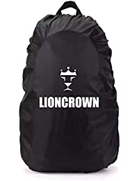 Lioncrown Polyester 70 L Rain and Dust Cover for Backpacks and Rucksacks