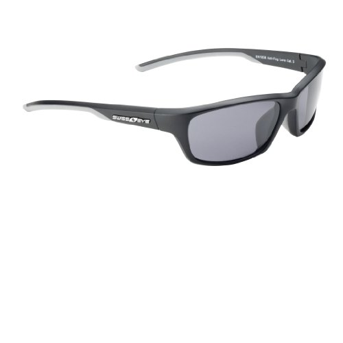 Swiss Eye Sportbrille Python, Black Matt, One Size, 14291
