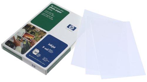 Preisvergleich Produktbild HP Premium Plus Fotopapier,  hochglänzend (C7024A,  4x6,  60 Blatt)