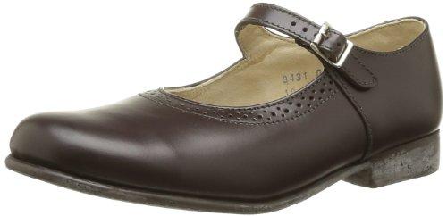 Start Rite - Scarpe elegante Clare, Bambina, marrone scuro (Marron (Brown Leather)), 30