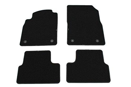 Set di 4 tappetini per auto originali Opel Astra J 1723059 13332790