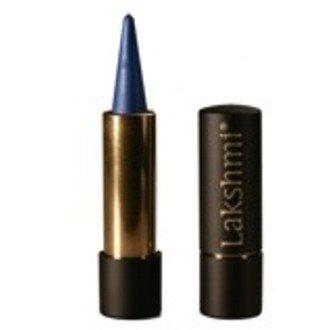 Lakshmi - 3008k207 - Maquillage des Yeux - Kajal Ayurvédique - Bleu Azur 207