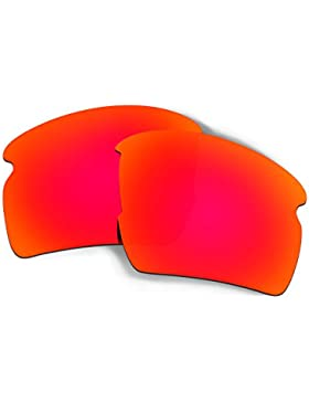 Hkuco Replacement Lenses For Oakley Flak 2.0-1 pair