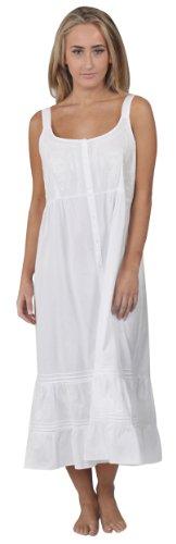 The 1 for U 100% Cotton Nightdress - Ruby - 31JT mQ7J7L - The 1 for U 100% Cotton Nightdress – Ruby