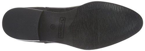 Tamaris Damen 25388 Chelsea Boots Schwarz (Black 001)