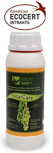 Huile de neem hydrosoluble pour les plantes (TotalCare) 500 ml