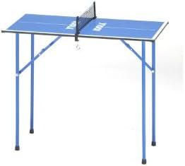Joola 19100 - Mesa de ping pong (tamaño pequeño), color azul