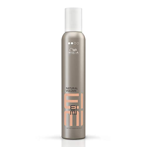 Wella Eimi Natural Volume Professionelles Volumenmousse,1er Pack (1 x 300 ml)