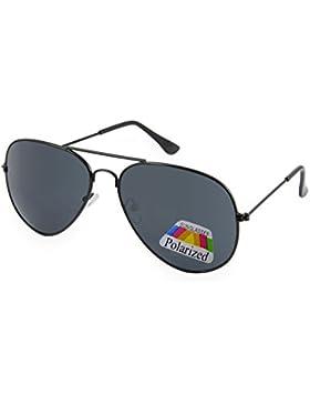 Occhiali da sole Specchio Polarizzata Per bambini stile Classic Bambini e Bambine 100%UV400 MFAZ Morefaz Ltd (...