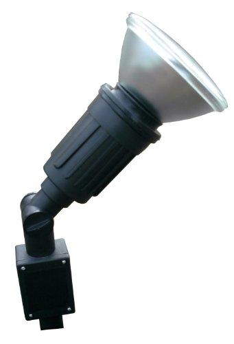 Inotech E27 Par38 - Faretti a incastro semplice, 80 W, cavo Ho5Rn-F 2x1 mm² - L: 1 m