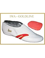 IWA 501 Artistic Gymnastic leather shoes made in Germany: IWA 501 Artistic Gymnastic leather shoes made in Germany