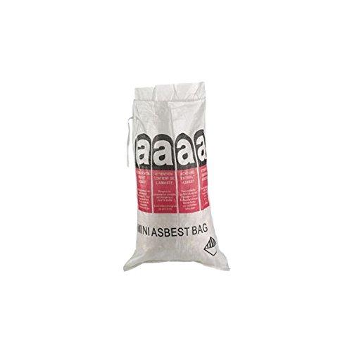 Preisvergleich Produktbild Asbest Big Bag Mini - Asbestabfallsack - Asbest Abfallsack