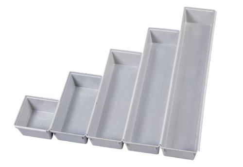 Preisvergleich Produktbild 1 x Schubladeneinteiler Schubladeneinteilung 38 x 8 cm