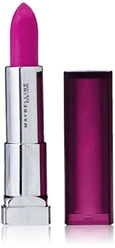 Maybelline New York Color Sensational Powder Matte Lipstick, Pink Shot, 3.9g