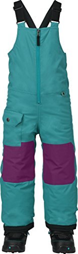Kinder Snowboard Hose Burton Mini Maven Bib Pants Girls (Mini Burton Mädchen)