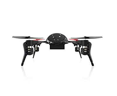 Micro Drone 3.0; Beginner Racing Drone hitting 35 MPH Top Speed, Gyro Quadcopter, with Professional 2.4GHz Radio Controller and Accessories Included from Extreme Fliers