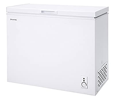 Russell Hobbs RHCF200 White 197 Litre Chest Freezer- Free 5 Year guarantee*