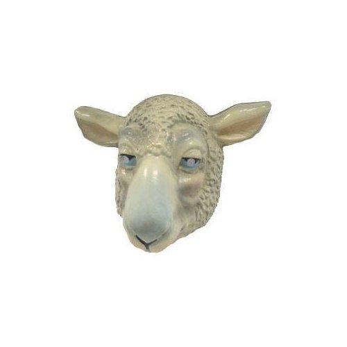 tik Tier-Maske für Erwachsene Schaf (Maske Schafe)