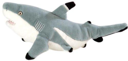 Wild Republic - Point noir Reef Requin jouet en peluche 30cm