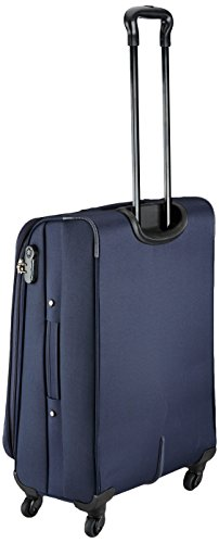 a8ce39186ab 48% OFF on Skybags Footloose Rubik Polyester 680 mm Blue Softsided Check-in  Luggage (STRUW68EBLU) on Amazon