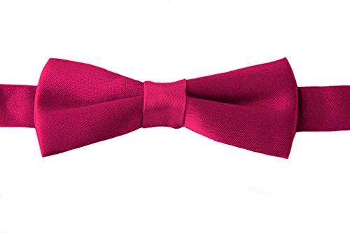 Gorgeous Collection - Pajarita - para niño rosa fucsia Talla única 0a5c1d0986f