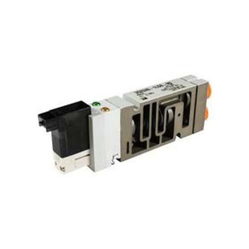 SMC vq2141N-5lo-c6-q 5Port Magnetventil, nicht Plug-in Body Portiert -