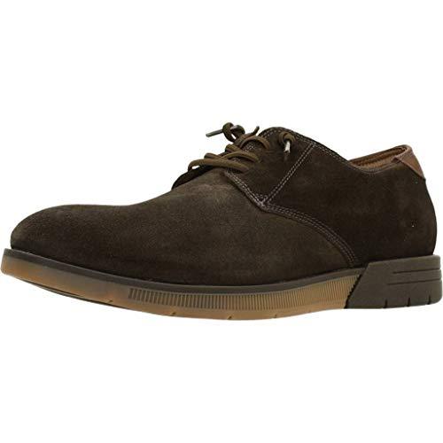 Zapatos Hombre, Color marr�n Dakar, Marca CETTI