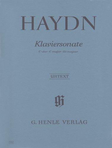 Sonate Hob.XVI:35 Do Maj. - Piano