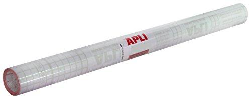 alpi-00264-rouleau-couvre-livre-repositionnable-sous-film-rtractable-brillante-80-microns-050x20m