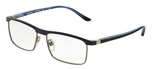 Starck eyes occhiali da vista 0sh3029 brushed khaki uomo